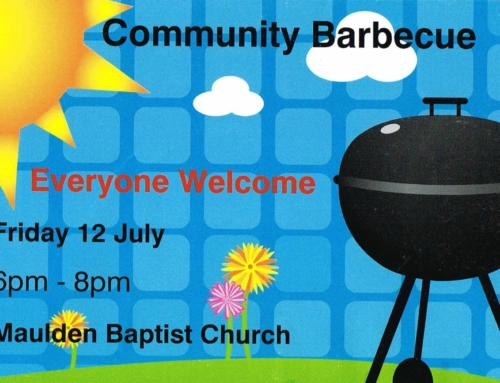 Community Barbecue